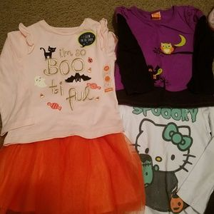2t Girl Halloween Outfit